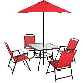 outdoor-patio-dining-set-red-6-piece-furniture-backyard-globalaffect